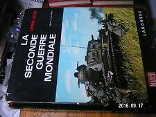 µ?. La seconde Guerre Mondiale Raymond Cartier tome 1er 1939/1942