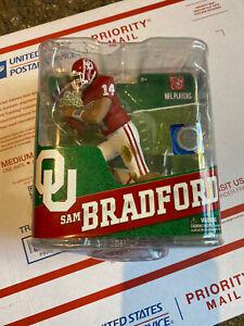 McFarlane SportsPicks - Sam Bradford - Oklahoma Sooners - Series 4 - Rams