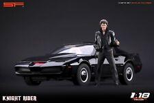 1:18 Knight Rider (Michael Knight)  VERY RARE!!! figurine NO CARS !! for KITT SF