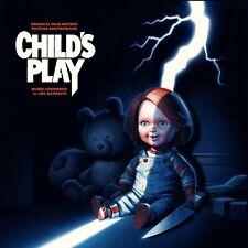 "CHILD'S PLAY ""soundtrack - 1988"" (2xLP) (180 gram colored vinyl) (Waxwork)"