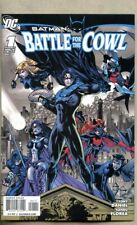 Batman Battle For The Cowl #1-2009 nm- 9.2 DC Comics 1st Standard cover