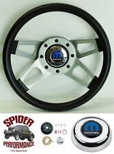 """1961-1966 DART steering wheel MOPAR 13 1/2"""" 4 SPOKE steering wheel"""