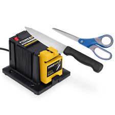 Messerschleifer Messer Schleifmaschine für  Messer + Beitel + Bohrer + Meißel