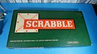 Scrabble Board Game Vintage 1970's Vintage Retro Spears