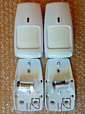 2 x Honeywell IRPI8M Wireless Pet Friendly PIR Alarm Sensor Detector Set 2-2