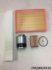 Filters Service KIT Jeep Grand Cherokee WK 3.0CRD 2005-2010  FSK/WK/013A