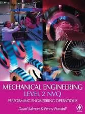 Mechanical Engineering: Level 2 NVQ-ExLibrary