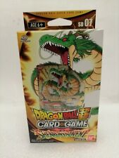 Dragon Ball Super Card Game : Starter Deck SD07 Shenron's Advent