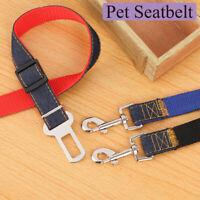 harnais harnais de sécurité du chien plomb pet de ceinture voiture ceinture