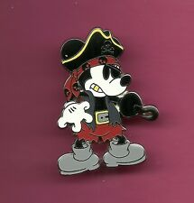 Pirate Skull Crossbones Large Mickey Mouse Splendid Disney Pin