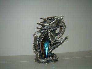MYTH AND MAGIC - PROTECTOR OF THE MAGIC STONE #3980 -  FIGURE BY TUDOR MINT