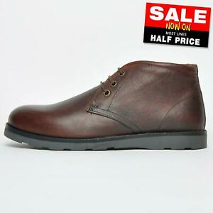 Red Tape Dulvano Homme Cuir Robe Mode Décontracté Bottines