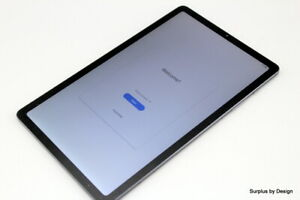 "Samsung Galaxy S6 Lite SM-P610 10.4"" 64GB Gray Tablet"