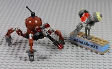 LEGO Star Wars - Dwarf Spider Buzz Droid Minifigure Minifig 7670 7751 Hailfire