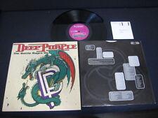 Deep Purple The Battle Rages on EU Holland Press Vinyl LP 1993 Ritchie Blackmore