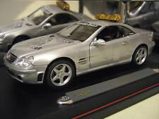 MERCEDES-BENZ SL 55 AMG SAFETY CAR 1/18 MAISTO 38642 voiture miniature collectio
