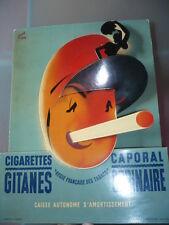 PUBLICITE A SYSTEME 1950 SIGNEE RENE RAVO