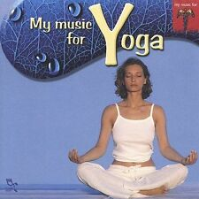 FREE US SHIP. on ANY 2 CDs! ~LikeNew CD Various Artists: My Music for Yoga