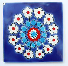 Mediterranean Ceramic Tiles -  Bosphorus - 8 X 8""