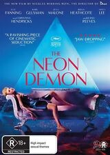 The Neon Demon (DVD, 2017) NEW