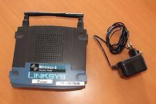 Cisco Linksys Wireless G Access Point wap54g Wireless enrutador buen estado