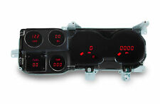 Chevy Truck DIGITAL DASH PANEL FOR 1973-1987 Gauges GMC RED LEDs!