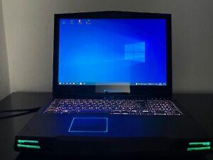 Alienware M17x / GAMING NOTEBOOK / Intel i7 / 8GB / FullHD / Win10 / ohne Akku