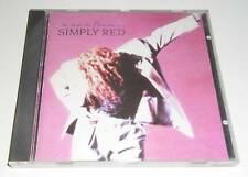 SIMPLY RED - A NEW FLAME - 1989 UK 10 TRACK CD ALBUM