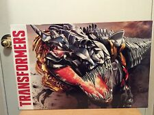 SDCC 2014 Exclusive Transformers Dinobots Unopened Sealed Hasbro