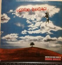 ENRICO RUGGERI-I GIORNI RANDAGI-COLONNA SONORA vinile 33 giri - CGD 1988