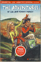 CANADA 2000 Adventures of Zac and Penny Money - Coin and Booklets (16315)