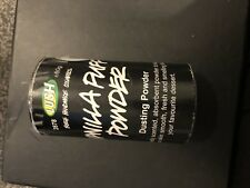 Rare Lush Vanilla Puff Retro Dusting Powder. Vintage. Brand Nee