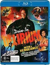 Drive-In Delirium: With a Vengeance [New Blu-ray] Australia - Import