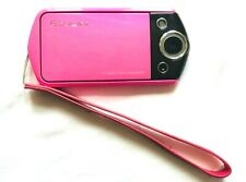 Casio EXILIM EX-TR10 12.1 MP Digital Camera - Cute Pink