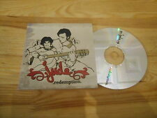 CD Ethno Jude - Redemption (4 Song) Promo NAIVE cb