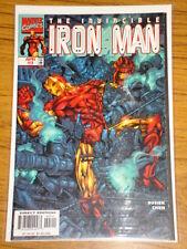 IRONMAN #3 VOL3 THE INVINCIBLE MARVEL COMICS APRIL 1998