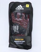 Adidas Predator Pro Goalkeeper Gk Soccer Glove Black Red White Cw5589 Size 9