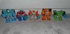 Transformers Rescue Bots Paquetes De Figuras