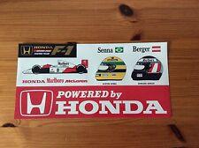 Auto collant collector honda F1