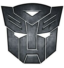 Transformers Autobots Logo Iron On Tee T-Shirt Transfer A5