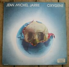 ⭐️ RARE LP RECORD VINYL - OXYGENE - JEAN MICHEL JARRE - 1977