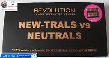 Makeup Revolution NUOVO-trals VS neutri