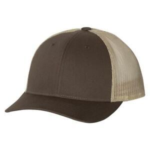 RICHARDSON 115 LOW PROFILE TRUCKER HAT