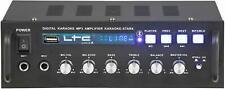 Karaoke Anlage Ltc 10-7026 All-in1 Karaoke Set 2x 75 Watt Bluetooth Elektronik
