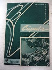 Revista Cupula num.95 Sep.1957 Construccion,Decoracion,Arquitectura