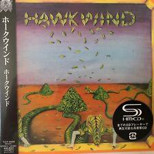 Hawkwind  by Hawkwind (SHM-CD. jp. mini LP), 2010 TOCP-95059 Japan
