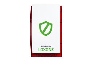Loxone Alarmsirene   NEU   OVP mit Siegel   Rechnung   Sofort lieferbar!