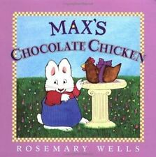 Max's Chocolate Chicken (Max and Ruby), Wells, Rosemary, Good Book