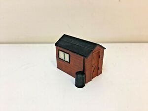 MODELRAILWAY 'garden shed  'N' ©  3D PRINT HAND PAINTED BY KIM £5.99