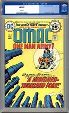 OMAC #3 - CGC Graded 9.4 (NM) 1975 - Jack Kirby - Bronze Age